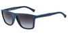 Emporio Armani EA4001 50658G BLUE RUBBER Specs at Home