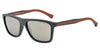 Emporio Armani EA4001 51005A DARK GREY RUBBER Specs at Home