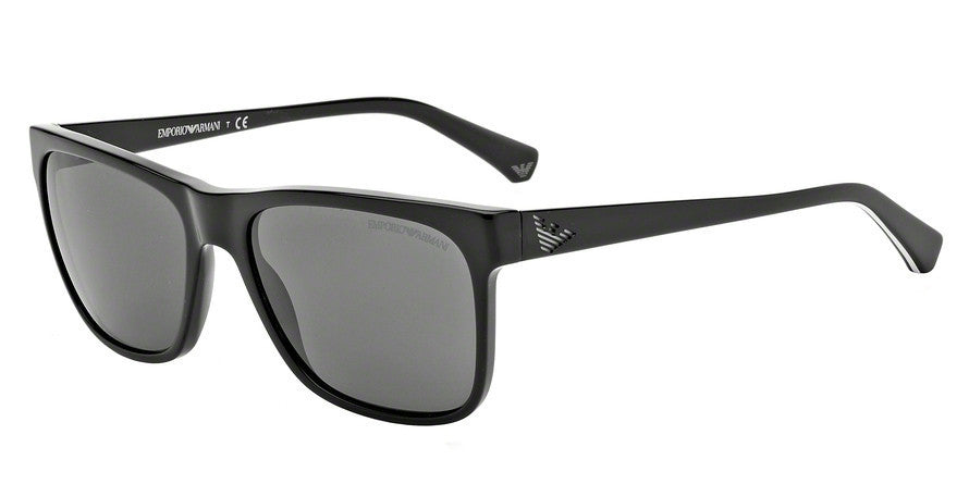 Emporio Armani EA4002 501787 BLACK Specs at Home