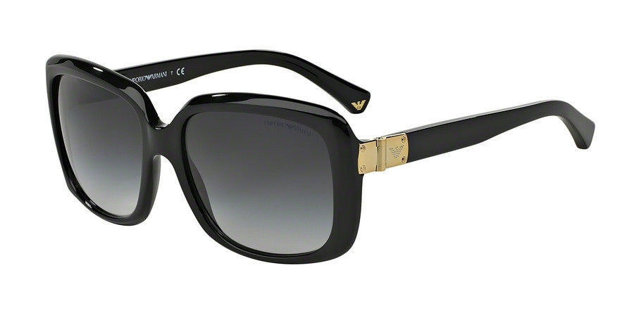 Emporio Armani EA4008 50178G BLACK Specs at Home