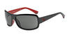 Emporio Armani EA4012 506187 TOP BLACK ON RED Specs at Home