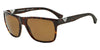 Emporio Armani EA4035 502683 DARK HAVANA (Polarized) Specs at Home