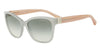 Emporio Armani EA4068 55198E OPAL GREY GREEN Specs at Home