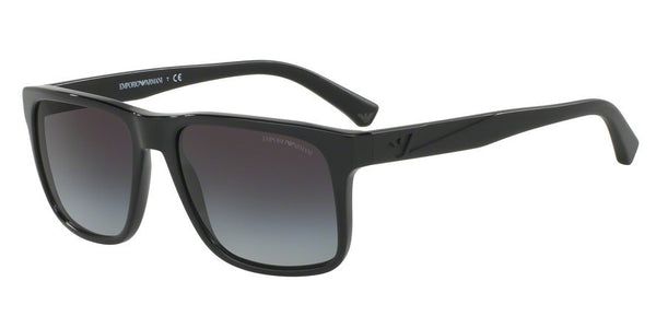 Emporio Armani EA4071 50178G BLACK Specs at Home