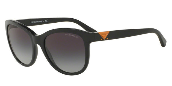 Emporio Armani EA4076 50178G BLACK Specs at Home