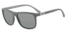 Emporio Armani EA4079 550287 MATTE GREY Specs at Home