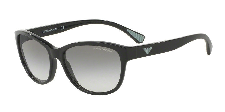 Emporio Armani EA4080 50178E BLACK Specs at Home