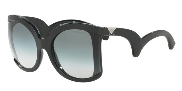Emporio Armani EA4083 50178E BLACK Specs at Home