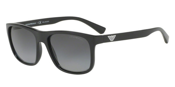 Emporio Armani EA4085 5017T3 BLACK (Polarized) Specs at Home