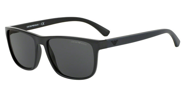 Emporio Armani EA4087 501787 BLACK Specs at Home