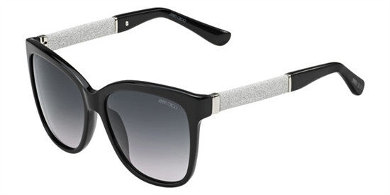 Jimmy Choo CORA FA3 (HD) - BK GLTTBK (GREY SF) Specs at Home