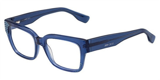 Jimmy Choo JC135 1GZ - BLUE Specs at Home