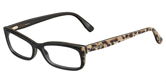 Jimmy Choo JC148 PUE - ANIMAL BK Specs at Home