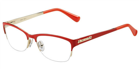 Jimmy Choo JC58 AZN - CORALRSGD Specs at Home