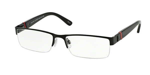 POLO PH1117 9038 MATTE BLACK Specs at Home