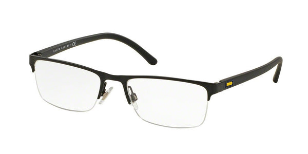 POLO PH1161 9038 MATTE BLACK Specs at Home