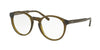 POLO PH2157 5468 SHINY CRYSTAL OLIVE Specs at Home