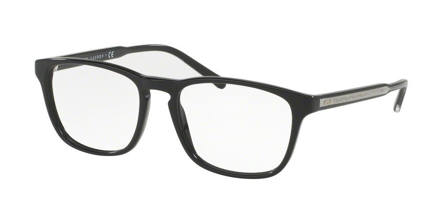 POLO PH2158 5001 SHINY BLACK Specs at Home