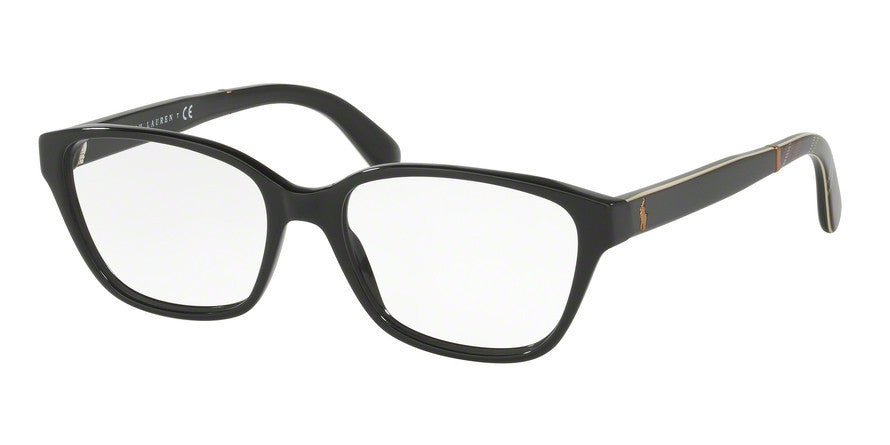 POLO PH2165 5001 SHINY BLACK Specs at Home