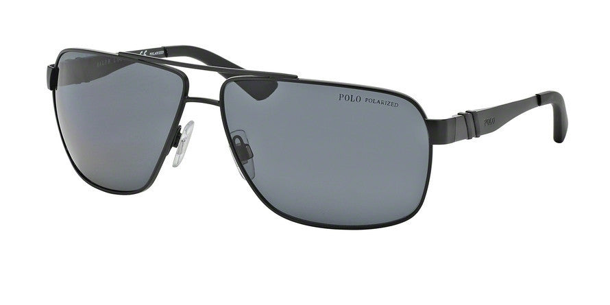 POLO PH3088 903881 MATTE BLACK (Polarized) Specs at Home