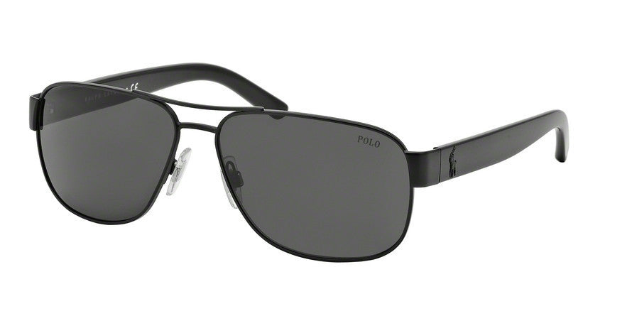 POLO PH3089 903887 MATTE BLACK Specs at Home
