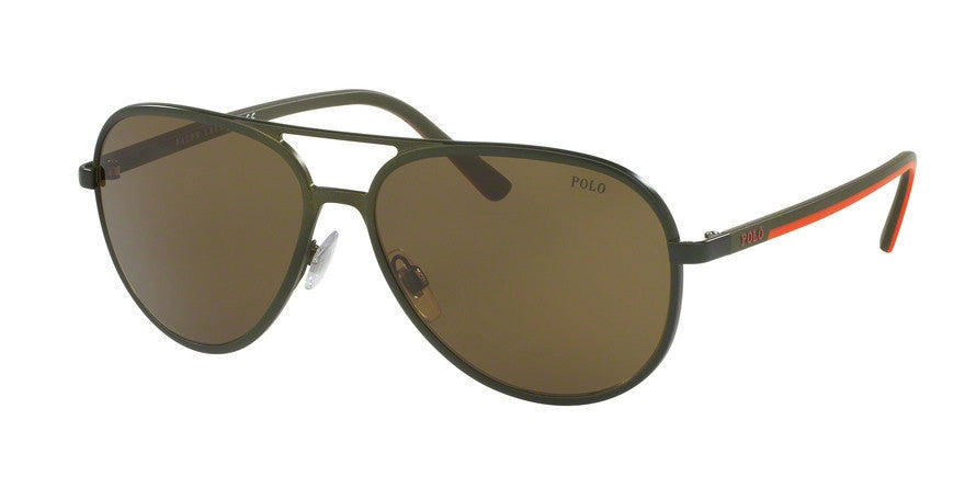 POLO PH3102 900573 SEMISHINY OLIVE Specs at Home