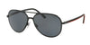 POLO PH3102 926781 SEMISHINY BLACK (Polarized) Specs at Home
