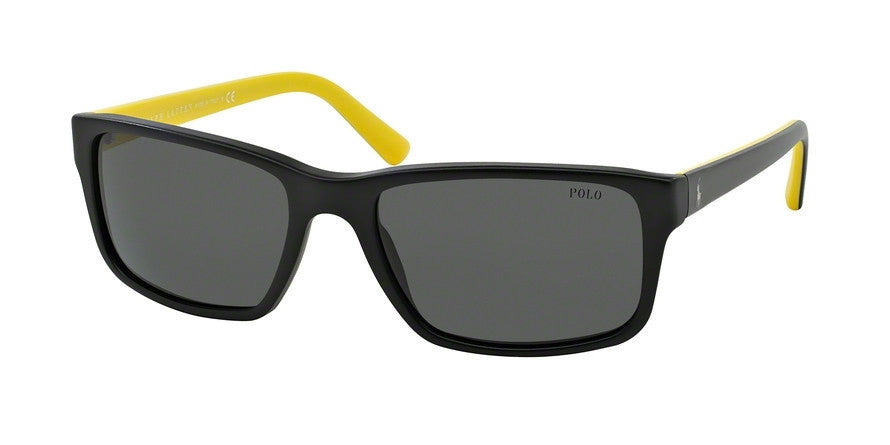 POLO PH4076 524487 MATTE BLACK Specs at Home
