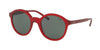 POLO PH4112 545871 SHINY CRYSTAL RED Specs at Home