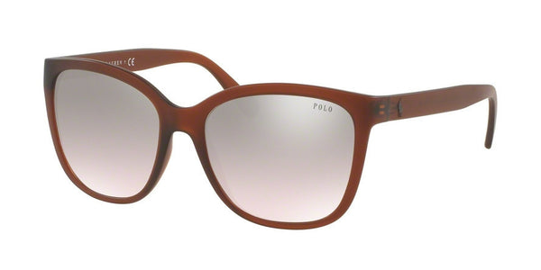 POLO PH4114 52338Z MATTE CRYSTAL BROWN Specs at Home