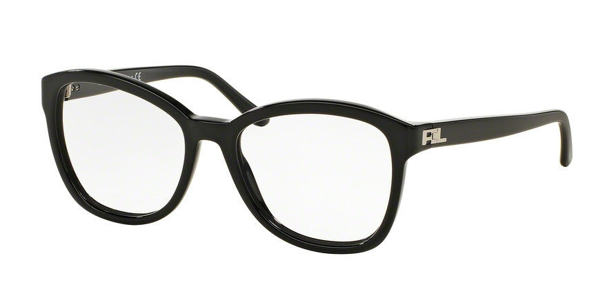 RALPH LAUREN RL6142 5001 BLACK Specs at Home
