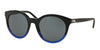 RALPH LAUREN RL8138 558287 BLACK GRADIENT BLUE Specs at Home