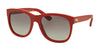 RALPH LAUREN RL8141 53103C RED Specs at Home