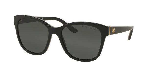 RALPH LAUREN RL8143 500187 BLACK Specs at Home