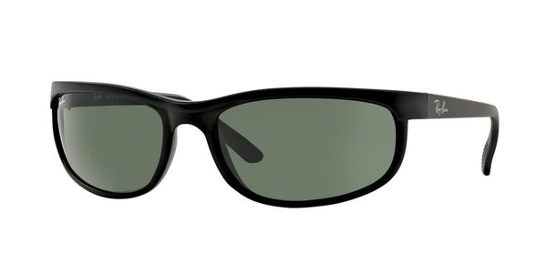 RayBan RB2027 W1847 BLACK/ MATTE BLACK Specs at Home