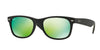 RayBan RB2132 622/19 RUBBER BLACK Specs at Home