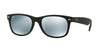 RayBan RB2132 622/30 RUBBER BLACK Specs at Home