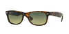 RayBan RB2132 894/76 MATTE HAVANA (Polarized) Specs at Home