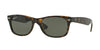 RayBan RB2132 902/58 TORTOISE (Polarized) Specs at Home