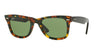 RayBan RB2140 11594E SPOTTED GREEN HAVANA Specs at Home