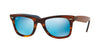 RayBan RB2140 117617 STRIPED HAVANA Specs at Home