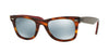 RayBan RB2140 117830 STRIPED HAVANA Specs at Home