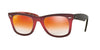 RayBan RB2140 12004W TOP GRAD PINK ON BROWN Specs at Home