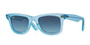 RayBan RB2140 60554M DEMI GLOSS ICE Specs at Home
