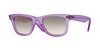 RayBan RB2140 605632 DEMI GLOSS VIOLET Specs at Home
