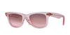RayBan RB2140 6057X3 DEMI GLOSS PINK (Photochromic) Specs at Home