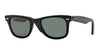 RayBan RB2140 901/58 BLACK (Polarized) Specs at Home