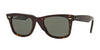 RayBan RB2140 902/58 TORTOISE (Polarized) Specs at Home