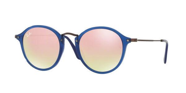 RayBan RB2447N 62547O TRASPARENT BLUE Specs at Home