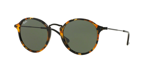 RayBan RB2447 1157 SPOTTED BLACK HAVANA Specs at Home